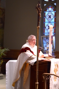Fr. Langan St. Mary Magdalen Honesdale