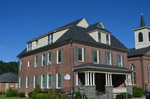 St. John St. Mary Parish Office 414 Church St. Honesdale PA 18431
