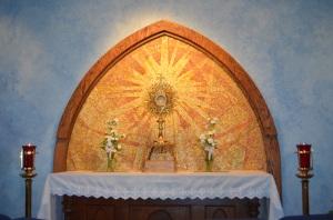 Eucharistic Chapel St. John the Evangelist Honesdale