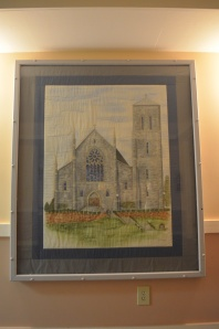 Quilting group St. John the Evangelist Honesdale