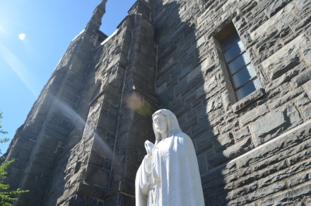 Blessed Mother St. John the Evangelist Honesdale PA