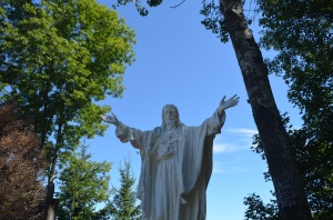 Sacred Heart from St. Joseph White Mills St. Vincents CFCC Honesdale
