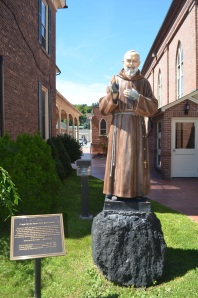 St. Padre Pio St. Mary Magdalen Church Honesdale
