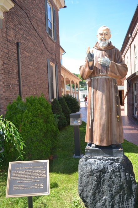 Padre Pio St. Mary Magdalen Honesdale PA