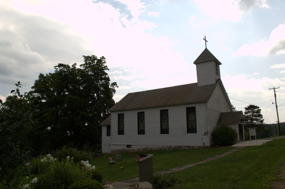 St. Joseph Catholic Church Rileyville